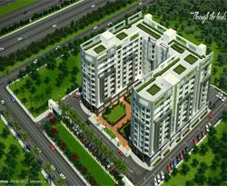 Property prized in HSR Layout
