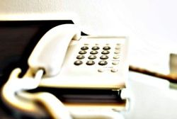 Collection of debt? Try the Telephone