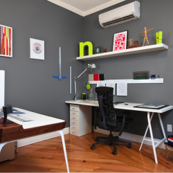 Top tips to help you maximise a small office space