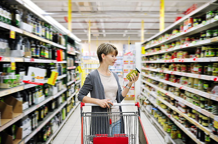 consumer behaviour in packagedfood industry