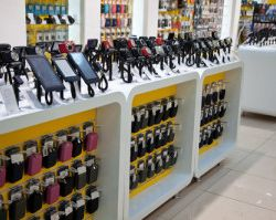 Shop Display Equipment for all Types of Venue